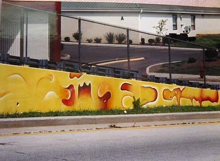 Altoona, PA Mural