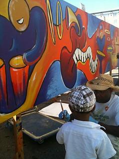 Art & Soul Mural 2010