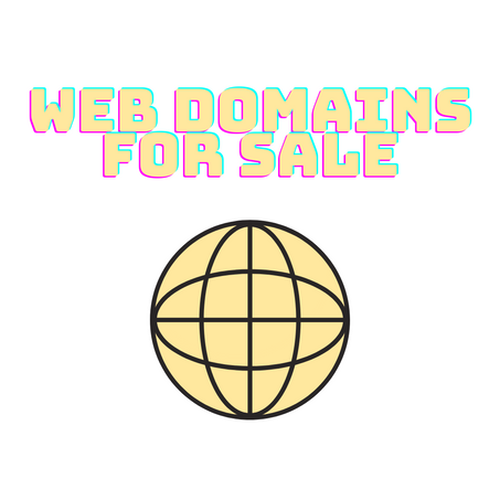 WEB DOMAIN FOR SALE