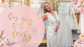 DIARY OF A BRIDE-TO-BE  {SAY YES TO THE DRESS}