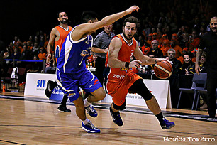 NBL Final Four Weekend!  Game 2