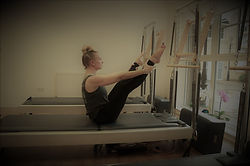 Turn Pilates Mat Bearsden