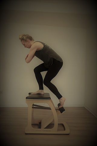 Turn Pilates Wunda Chair Bearsden