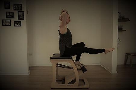 Turn Pilates Wunda Chair Bearsden