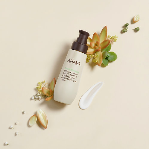 Ahava Extreme Lotion Daily Firmness & Protection SPF30 50ml