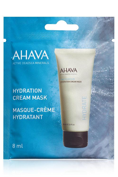Ahava Hydration Cream Mask Single Use