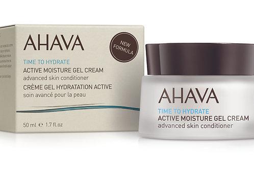 Ahava Active Moisture Gel Cream 50ml