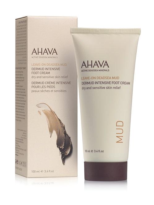 Ahava Dermud Intense Foot Cream 100ml