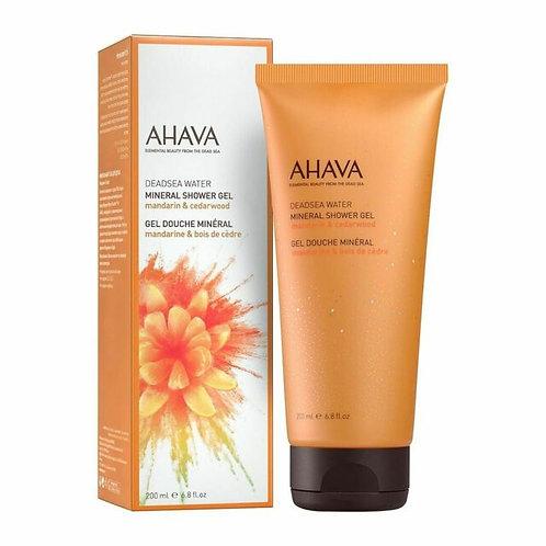 Ahava Mineral Shower Gel Mandarin & Cedarwood 200mld
