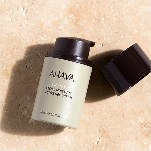 Ahava MEN Facial Moisture Active Gel Cream 50ml