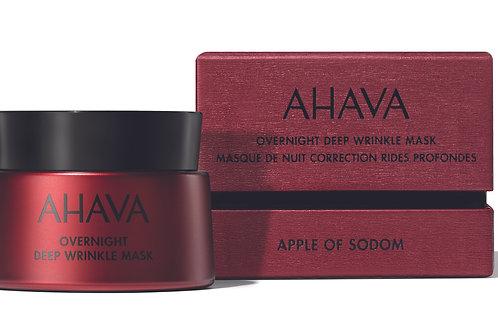 Ahava Overnight Deep Wrinkle Mask 50ml