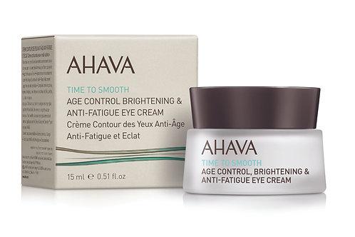 Ahava Age Control Brightening & Anti-fatigue Eye Cream 15ml