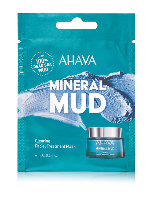 Ahava Clearing Facial Treatment Mask 6ml - single use