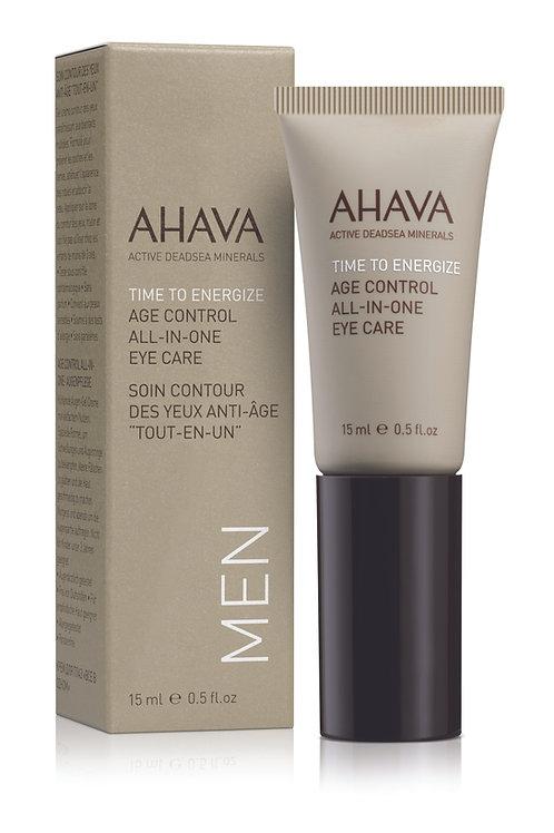 Ahava MEN Age Control All In One Eye Care 15ml
