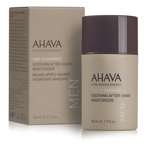 Ahava MEN Soothing After-shave Moisturizer 50ml