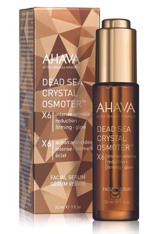 Ahava Dead Sea Crystal Osmoter X6 Facial Serum 30ml