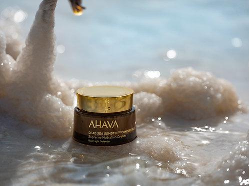 Ahava Dead Sea Osmoter Supreme Hydration Cream Blue Light Defender 50ml