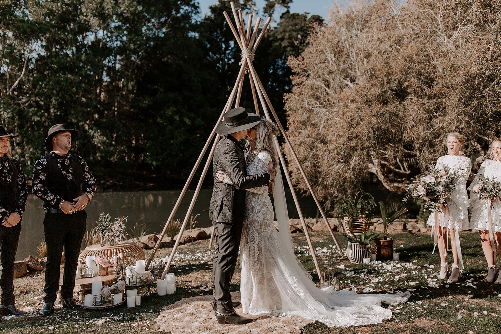 Weddings at NOFOMOCO - Byron Bay