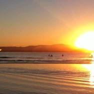 Sunrise At Byron