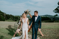 Married Couple - NOFOMOCO Weddings