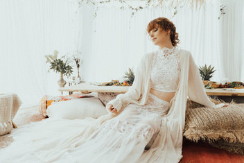Wedding Videography - Styled shoot