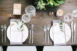 Table Setting - NOFOMOCO - Byron Bay