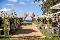 Wedding Alter - Byron Bay - NOFOMOCO