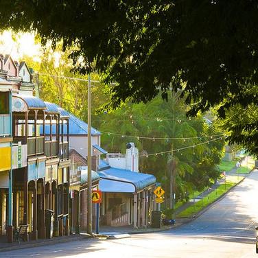 Bangalow Village