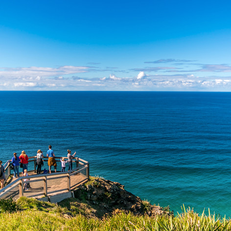 Many Byron Bay Lookouts - The Most Easterly Point In Australia
