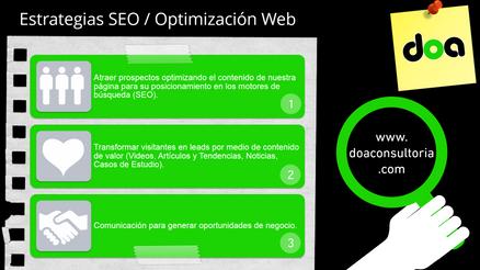 Estrategias SEO para Optimización Web