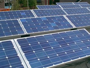 Energía limpia para edificios a través de Paneles Fotovoltaicos