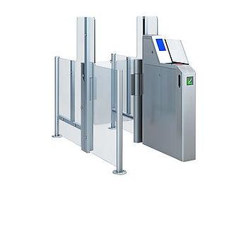 Sistemas para Control de Acceso Peatonal Torniquetes y Barrera de Acceso
