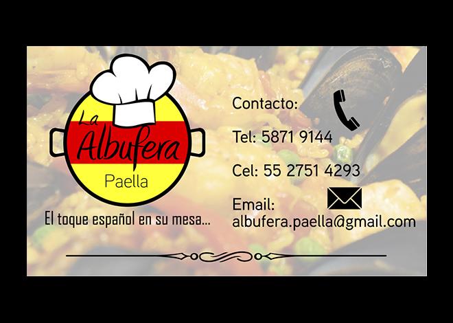 Albufera [Paella]