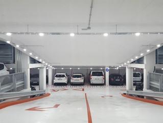 Estacionamientos Inteligentes en Centros Comerciales, una Experiencia Memorable para los Usuarios