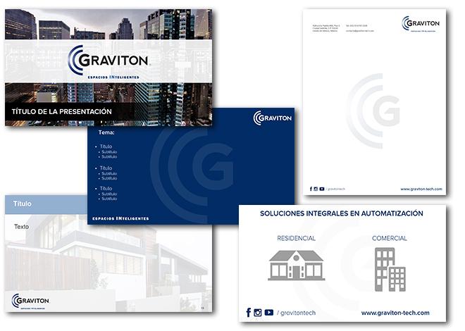 GRAVITON [Automatización p/Espacios]