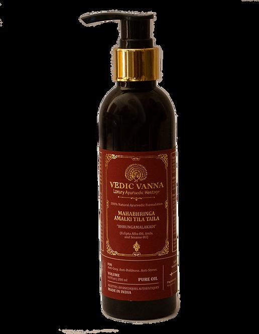Ayurvedic Formulated Bhringa Amlaki Tila for Head & Body Massage