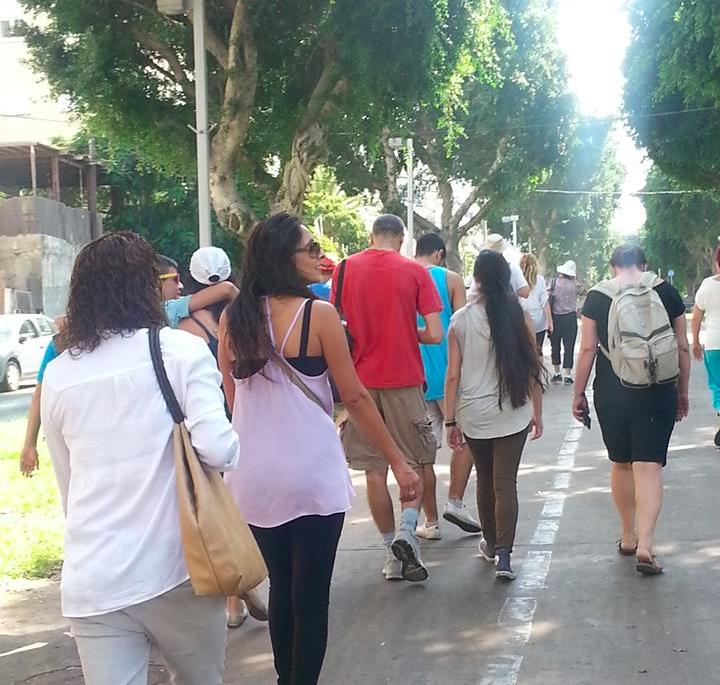 סיור טעימות מרכז תל אביב ושרונה
