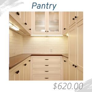 Pantry Living Room Joshua Allen Design Interior Design e-design virtual design