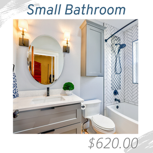 Small Bathroom Living Room Joshua Allen Design Interior Design e-design virtual design