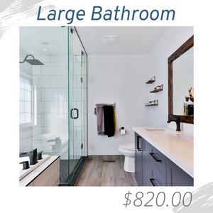 Large Bathroom Living Room Joshua Allen Design Interior Design e-design virtual design