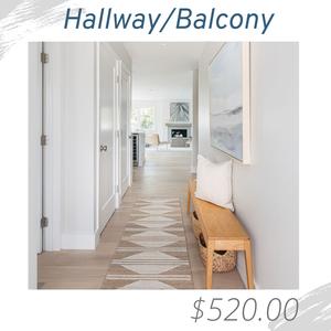 HallwayBalcony Living Room Joshua Allen Design Interior Design e-design virtual design