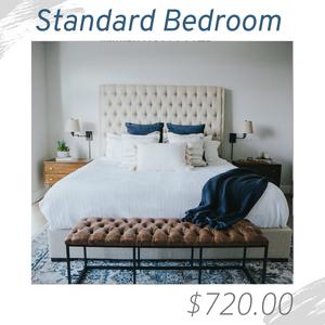Standard Bedroom Living Room Joshua Allen Design Interior Design e-design virtual design
