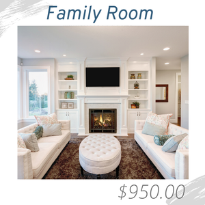 Family Room Living Room Joshua Allen Design Interior Design e-design virtual design