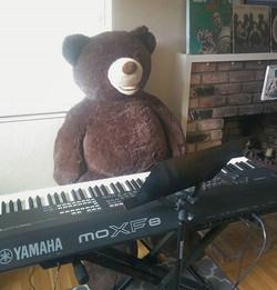 My newest student, Beary F.N.jpg