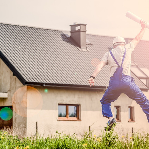 What is house 'flipping' and how does it work?