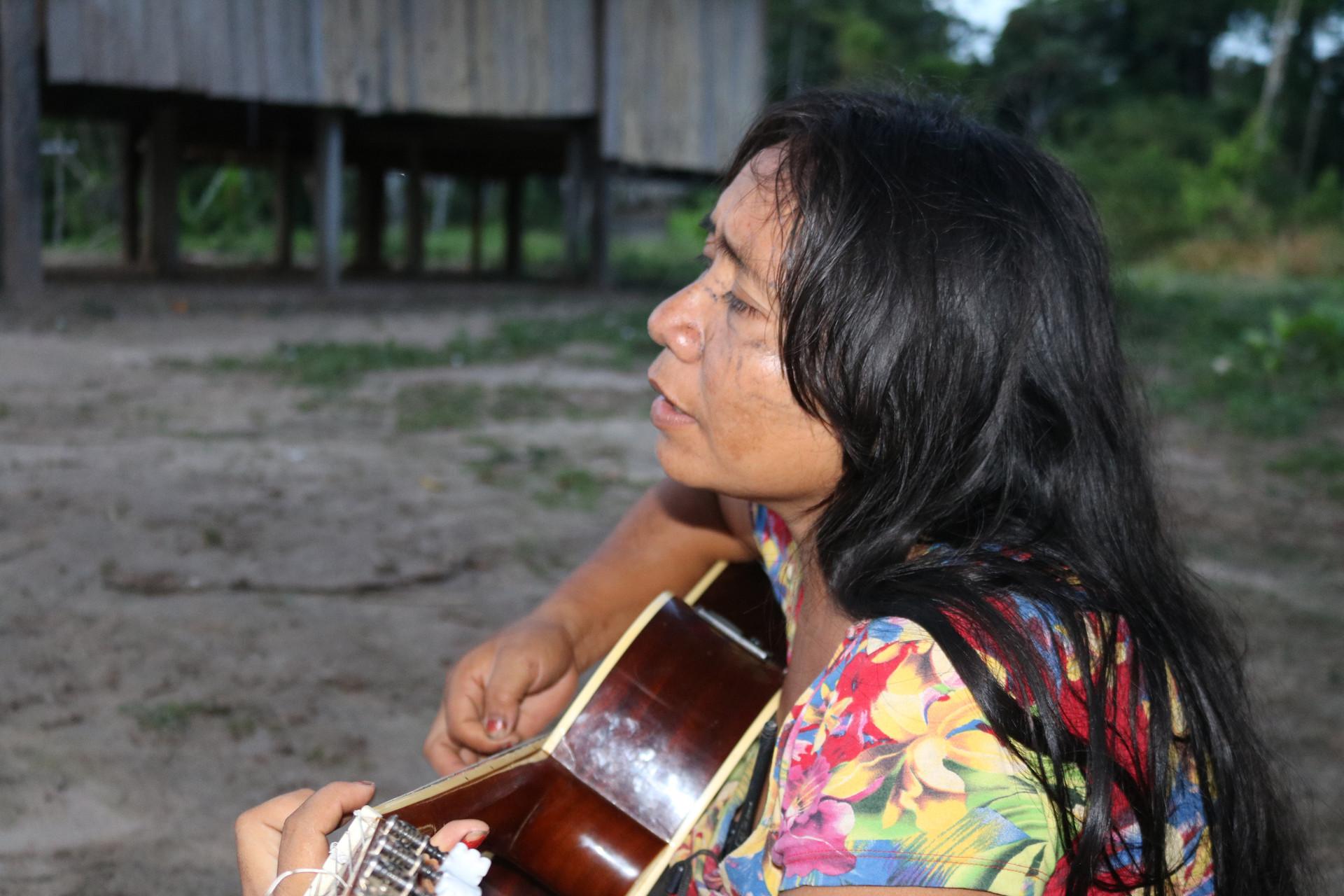 Music - A Way to express Spirituality