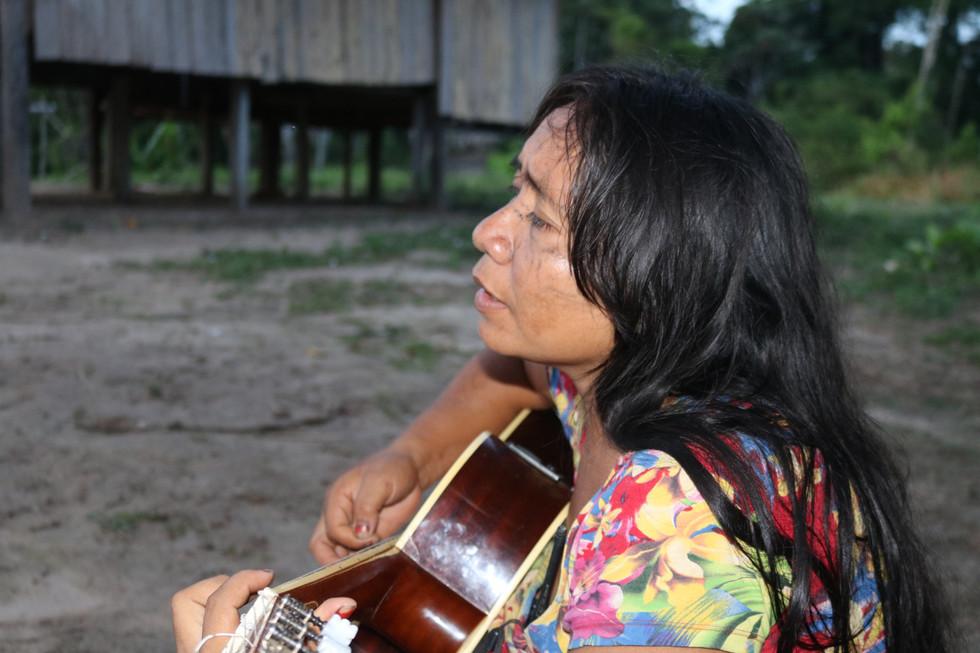 Música - Uma Maneira de expressar a Espiritualidade