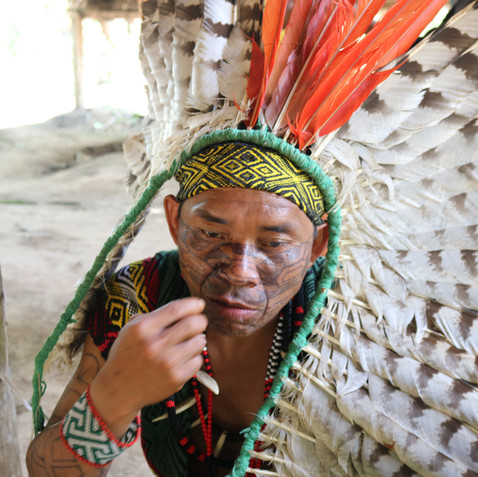 Galeria 1: Huni Kuin - Homens