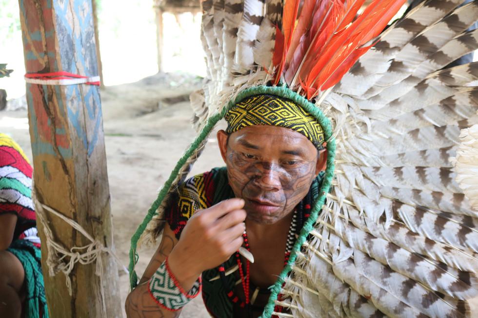The Huni Kuin People