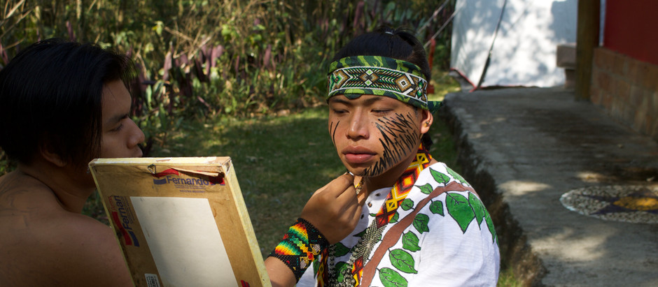Samakai – Heilige Diät mit dem Yawanawá Volk